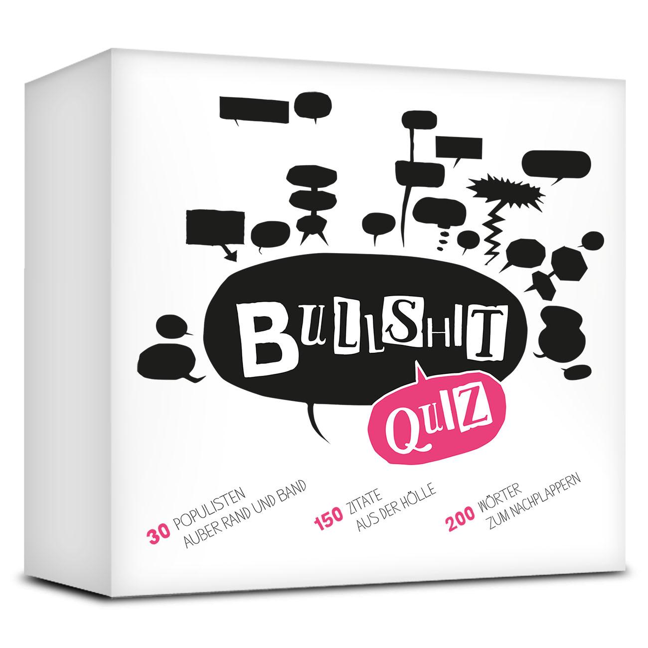 Bullshit Quiz bestellen